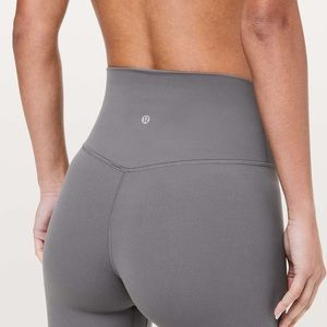 """Lululemon titanium align leggings 25"""""""